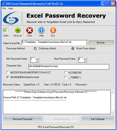 unlock excel workbook