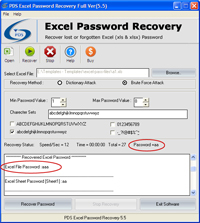 Excel Sheet Password Removal